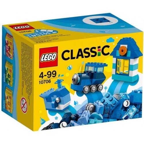 Lego Classic Blue Creativity Box Building Toy - 10706