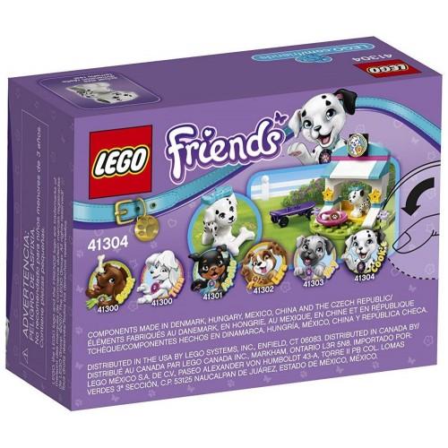 LEGO Friends Dog Show - Puppy Treats & Tricks 41304