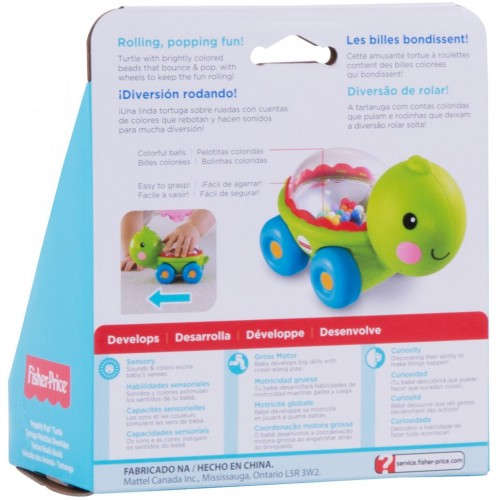 Fisher-Price Toy Poppity Pop turtle - BGX29_BFH75