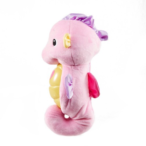 Fisher-Price Toy Soothe N Glow Seahorse Wb - DGH84_DGH83