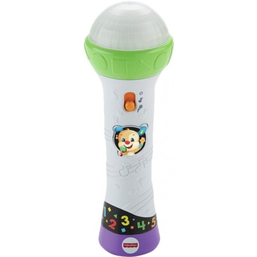 Fisher Price Laugh and Learn Rock and Record Microphone FBP30 Musical Toy