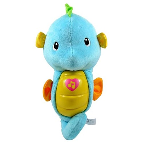 Fisher-Price DGH84 Soothe and Glow Seahorse