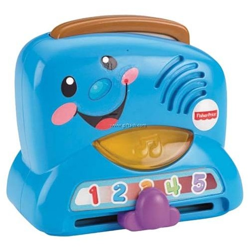 Fisher Price Laugh and Learn Peek-A-Boo Toaster BHT38 Musical Toy