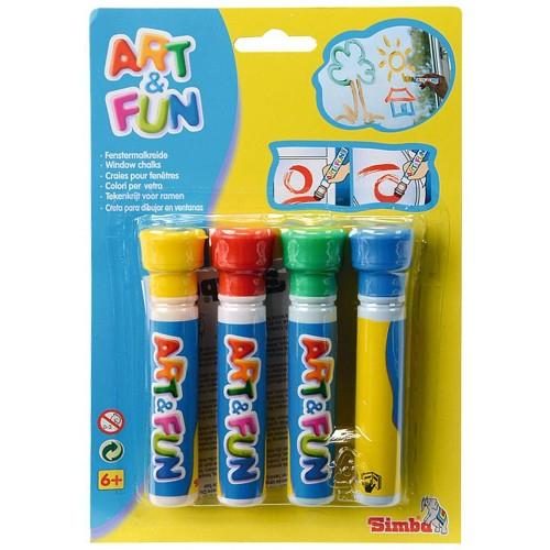 Simba Window Chalk In, Multicolor [6335054]