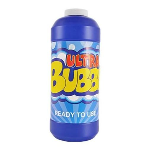 Foot Bubbles UB000502-TR Unbelievabubble Ultra Bubble Solution, Blue
