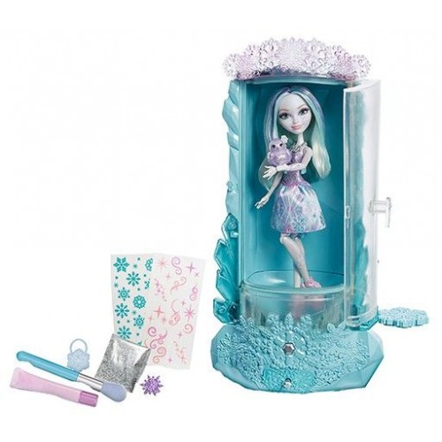 Ever After High Epic Winter Winter Sparklizer Playset, Purple/Light Blue