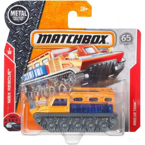 Matchbox RSQ 18 Tank Car for Boys - C0859_FHJ62