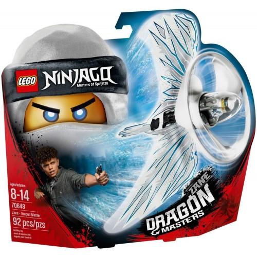 LEGO-ZANE DRAGON MASTER-70648