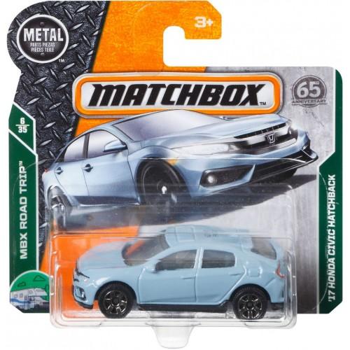Matchbox 17 Honda Civic Hatchback Car for Boys - C0859_FHJ54