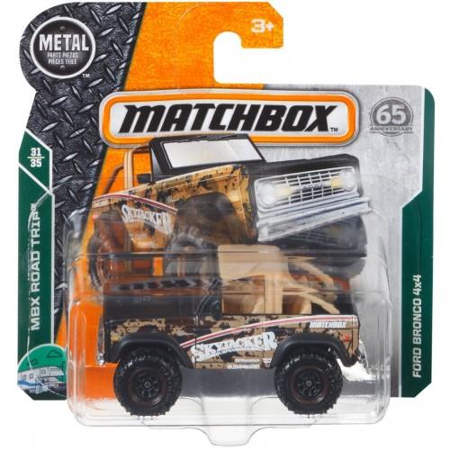 Matchbox Ford Bronco 4x4 Car for Boys - C0859_FRY76