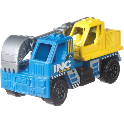 Matchbox MBX Cavator Car for Boys - C0859_FHJ88