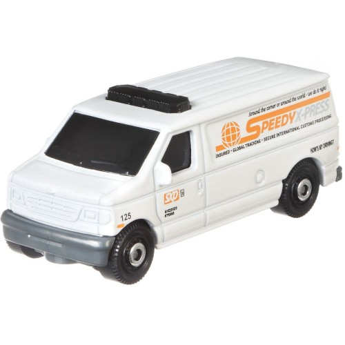 Matchbox Ford Panel Van Car for Boys - C0859_FHK61