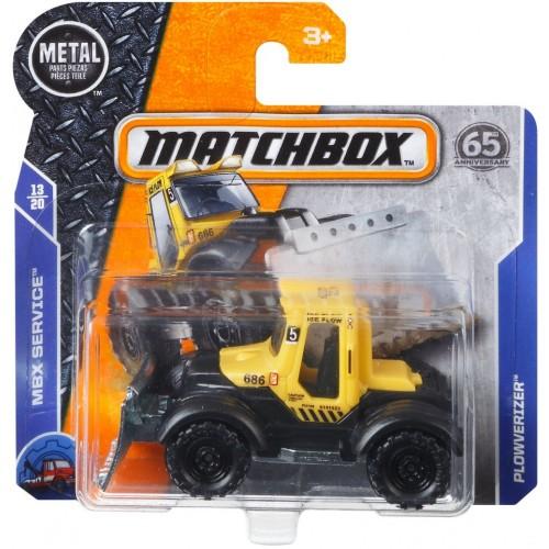 Matchbox Plowverizer Car for Boys - C0859_FHK59