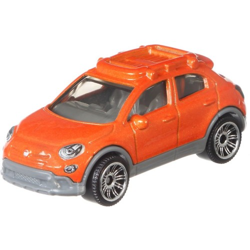 Matchbox 16 Fiat 500X Car for Boys - C0859_FHJ76