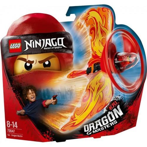 LEGO-KAI DRAGON MASTER -70647