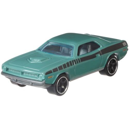 Matchbox 70 Plymouth Cuda Car for Boys - C0859_FHK51