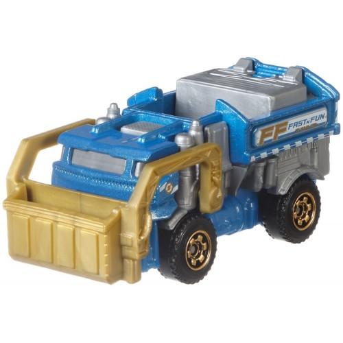 Matchbox Garbage Gulper Car for Boys - C0859_FHK49