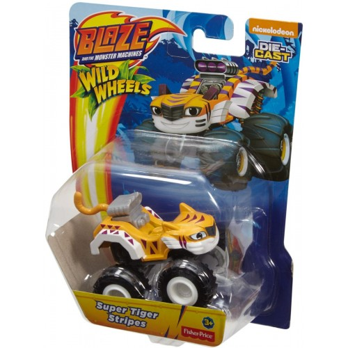 Fisher Price Super Stripes Vehicle ,Cars For Boys ,3 Years And Above