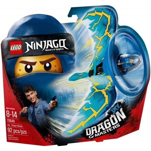 LEGO-JAY DRAGON MASTER-70646