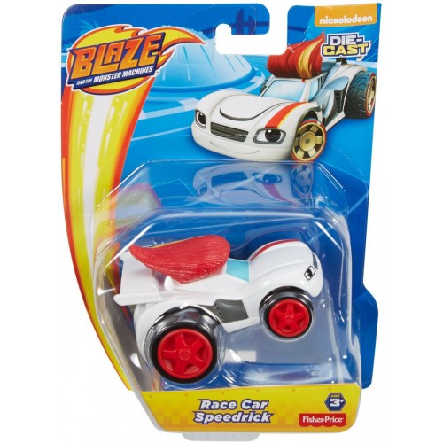 Fisher Price Racecar Speedrick ,Cars For Boys ,3 Years And Above