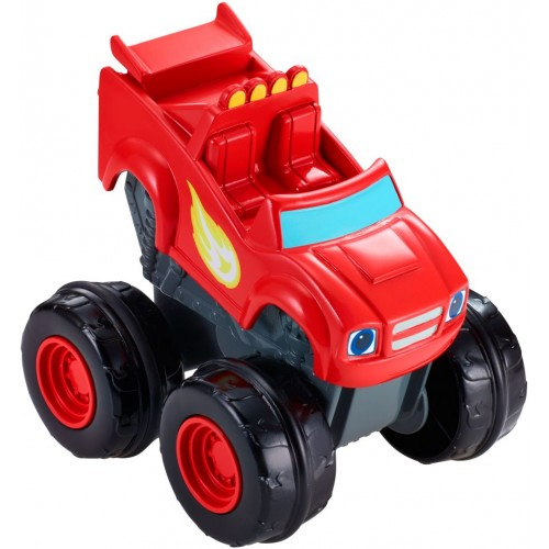 Fisher Price Blaze Slam And Go ,Cars For Boys ,3 Years And Above