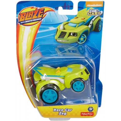 Fisher Price Blz Race Car Zeg ,Cars For Boys ,3 Years And Above