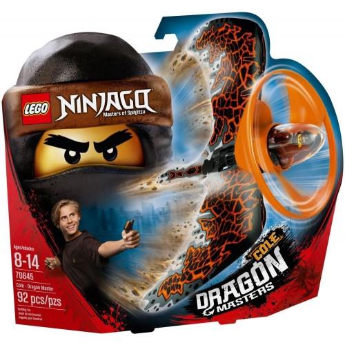 LEGO-COLE DRAGON MASTER - 70645