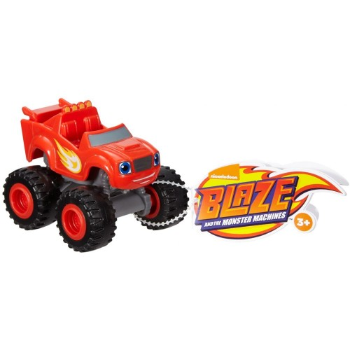 Fisher Price Blz Blaze: Plastic ,Cars For Boys ,3 Years And Above