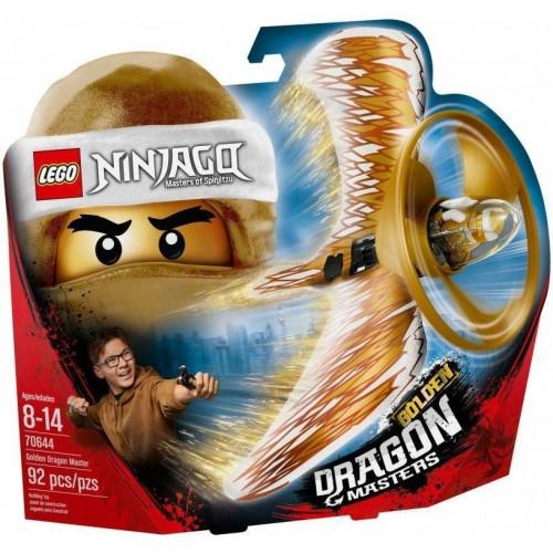LEGO-GOLDEN DRAGON MASTER -70644
