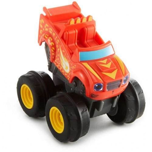 Fisher Price Blz Slam-Go Jungle Blaze ,Cars For Boys ,3 Years And Above