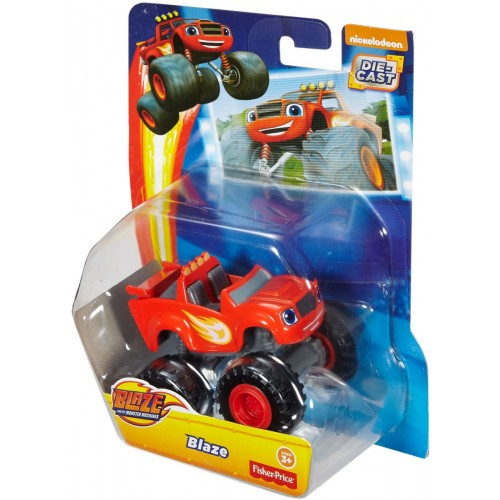 Fisher Price Blz Diecast Blaze Vehicle ,Cars For Boys ,3 Years And Above