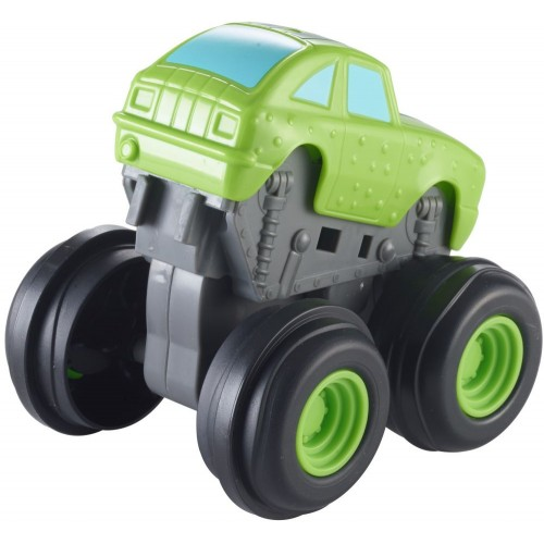 Fisher Price Blz Slam & Go Pickle ,Cars For Boys ,3 Years And Above