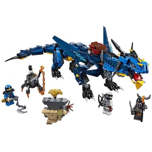 Lego 70652 Ninjago Stormbringer Play Set - 8 Years & Above