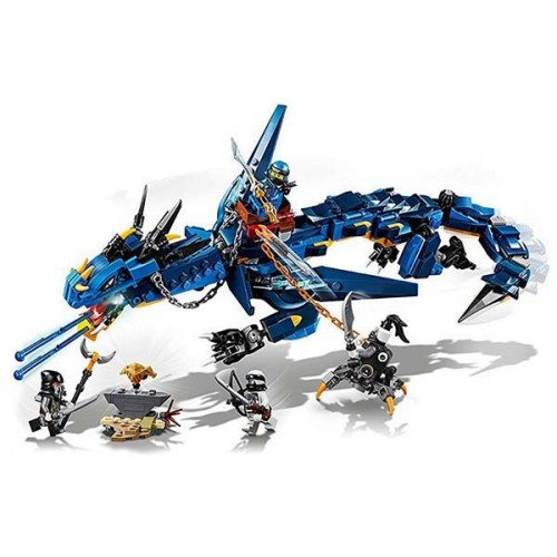 Lego 70652 Ninjago Stormbringer Play Set - 8 Years & Above