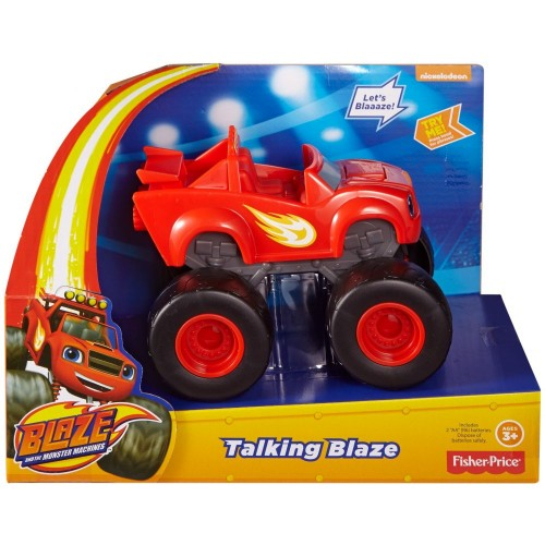 Fisher Price Blaze Talking Vehicle ,Cars For Boys ,3 Years And Above