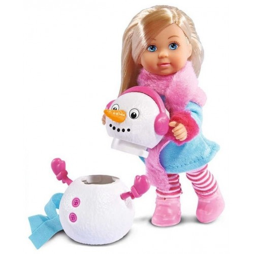 Evi Love Snowman for Girls, 3 Years - 5732805