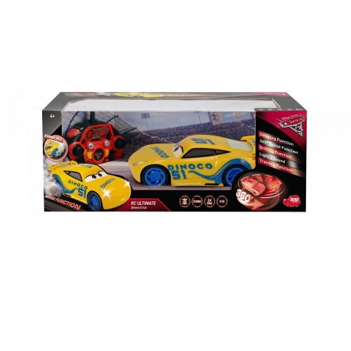 Dickie Cars 3 R-C Feature Cruz Ramirez