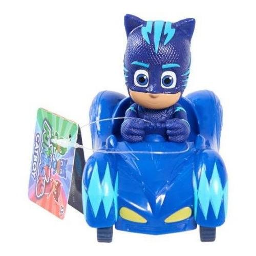 Disney Jr PJ Masks CATBOY Mini Wheelie Vehicle cat-car