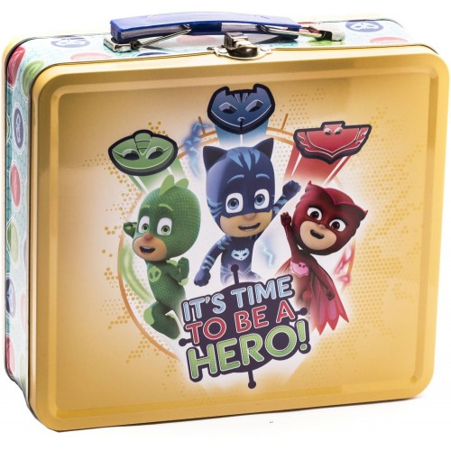 PJ Masks It's Time To Be A Hero Lunch Box , Unisex , 1611024