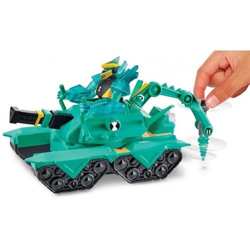 Ben10 Diamond head Driller Tank 77400B