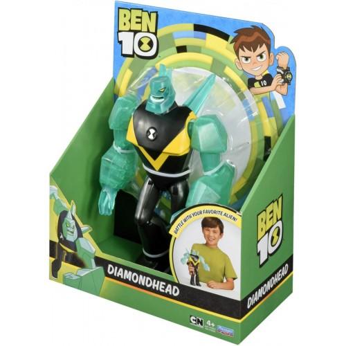 Ben10 Giant Diamond Head Action Figure 76550E-B