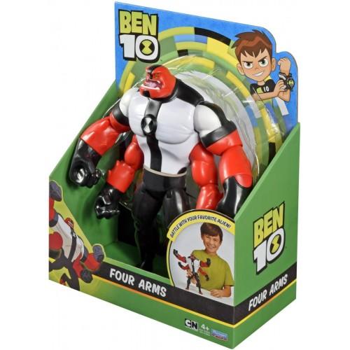 Ben 10 Giant Four Arms Action Figure 76650E-C
