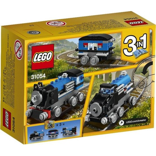 Lego Creator 3 in 1 Blue Express 31054