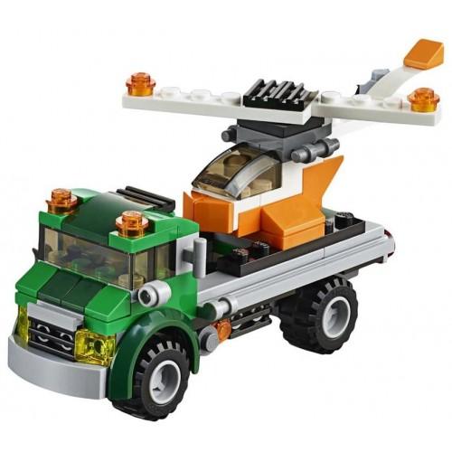 LEGO 31043 Creator Chopper Transporter