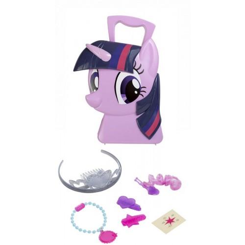 Hasbro My Little Pony Twilight Jewellery Case, Multicolor [1680806]