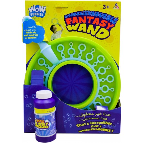 WoW fantasy bubble Wand HD127 Green