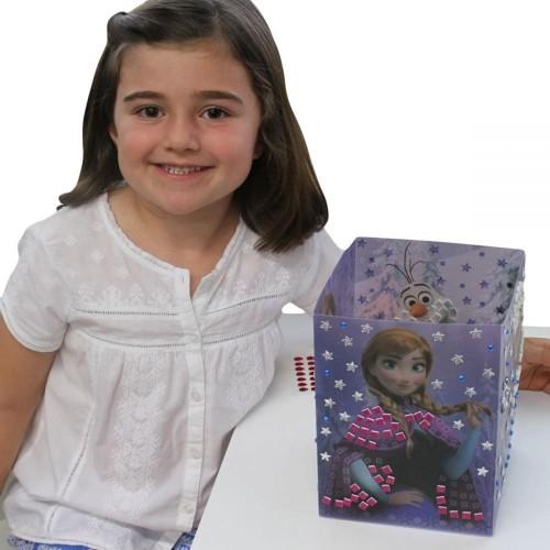 Disney Frozen 39664-DP Fun-Tiles Night Light Activity Kit, Multi Color