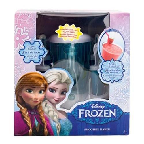 Disney FRBE Frozen Smoothie Maker, Blue/White