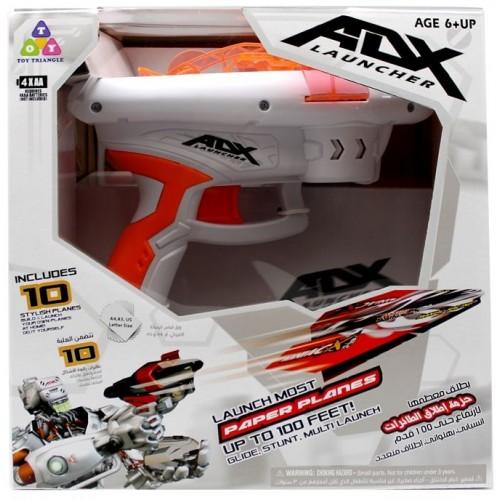 ZURU ADX Launcher - White, PL15001-TTR