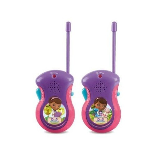 Disney Doc Mcstuffins Walkie Talkies (855014)